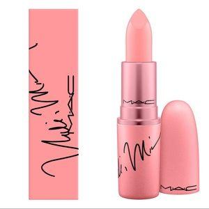 MAC Nicki Minaj Lipstick